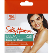 Sally Hansen Smart Wax Hair Removal Kit, All-Over, Extra Strength