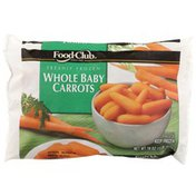 Food Club Whole Baby Carrots