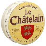 Le Chatelain Cheese, Soft Ripened, Camembert
