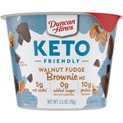 Duncan Hines Brownie Mix, Walnut Fudge