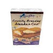 Aqua Star Crunchy Breaded Alaskan Cod