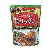 Irodori Medium-Spicy Colorful Seasoning Curry
