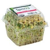 Nature Jim's Spicy Mix, Organic