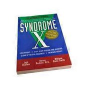 Nutri Books Syndrome X Book