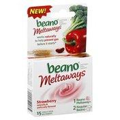 Beano Food Enzyme, Strawberry