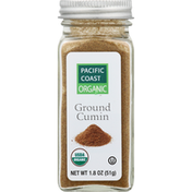Pacific Coast Organic Cumin, Ground