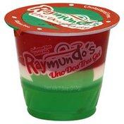 Raymundo's Gel, Uno Dos Tres