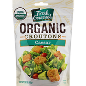 Fresh Gourmet Croutons, Organic, Ceasar