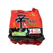 Nongshim Shin Ramyun Multi Black Noodle Cup