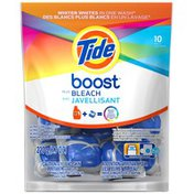 Tide Boost Vivid White + Bright High Efficiency In-Wash Booster