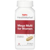 Hy-Vee Mega Multi For Women, Tablets