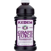 Kedem 100% Juice, Grape