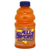 All Sport Sports Drink, Body Quencher, Orange