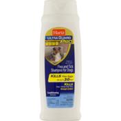 Hartz Ultra Guard Pro Triple Active Flea & Tick Shampoo for Dogs