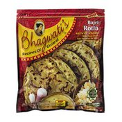 Deep Indian Kitchen Bhagwati's Bajri Rotla Millet Flour Bread - 5 CT