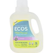 ECOS Laundry Detergent, Plant-Powered, Hypoallergenic, Lavender