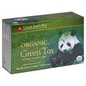 Uncle Lee's Teas Green Tea, Organic