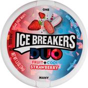 Ice Breakers Mints, Sugar Free, Strawberry