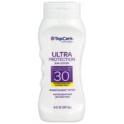 TopCare Sun Lotion, Ultra Protection, Broad Spectrum SPF 30
