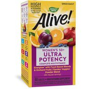 Nature's Way Alive!® Once Daily Women's 50+ Ultra Potency Multivitamin