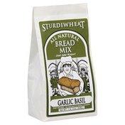 Sturdiwheat Bread Mix, Garlic Basil