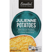 Essential Everyday Potatoes, in a Creamy Cheese Sauce, Julienne