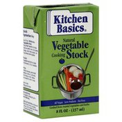 Kitchen Basics Vegetable Cooking Stock, Natural
