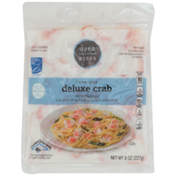 Open Acres Chunk Style Deluxe Imitation Crab