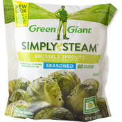 Green Giant Seasoned Brussels Sprouts
