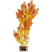Petco Imagitarium Large Bush Plant Orange Plastic