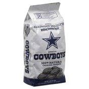 Dallas Cowboys Charcoal Briquets, Gourmet Hardwood