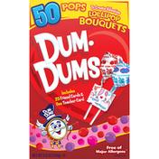Dum-Dums Pops, Assorted