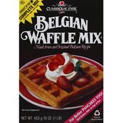Classique Fare Waffle Mix, Belgian