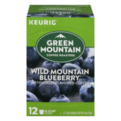 Green Mountain Coffee Coffee K-Cup Pods Wild Mountain Blueberry