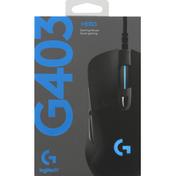 Logitech Mouse, Gaming, Hero