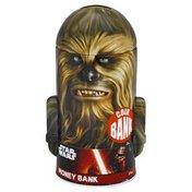 Tin Box Money Bank, Disney Star Wars Chewbacca