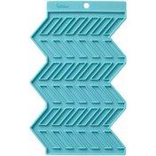 Wilton Herringbone Fondant Pattern Silicone Mold