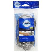 Dawn Scourers, Stainless Steel, 2 Pack!