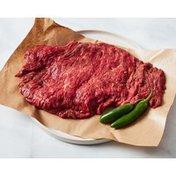 Beef Sirloin Flap Meat with Carne Asada Marinade