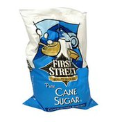 First Street Pue Confectioner's Powdered Cane Sugar