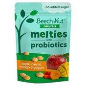 Beech-Nut Naturals Melties with Probiotics Apple, Carrot, Mango & Yogurt