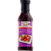 Noh Foods Cooking Sauce & Marinade, Chinese Sweet & Sour