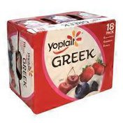 Yoplait Blended Greek Yogurt