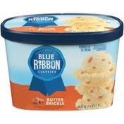 Blue Ribbon Classics Butter Brickle Reduced Fat Ice Cream