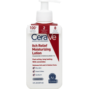 CeraVe Moisturizing Lotion, Itch Relief
