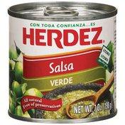 Herdez Verde Salsa