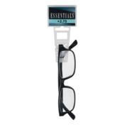 Essentials Non-Prescription Glasses +2.75 Carter