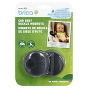Brica Buckle Magnets, Car Seat
