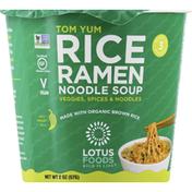 Lotus Foods Rice Ramen, Tom Yum, Mild