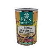 Eden Mexican Rice & Black Beans